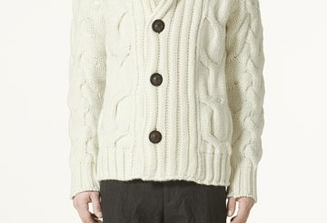 ZARA warm Knitwear for cold autumn