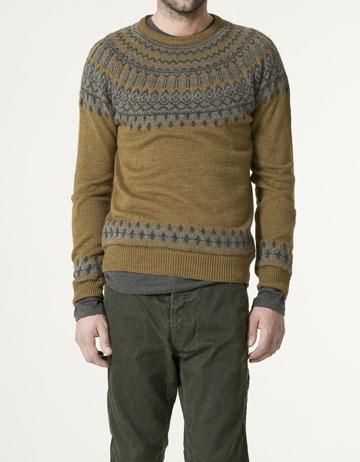 ZARA warm Knitwear