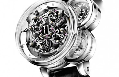 Harry Winston Opus watches collection
