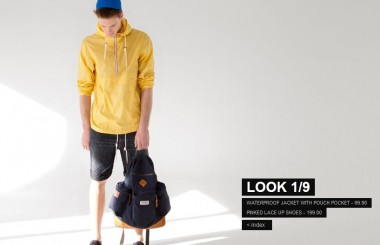 Pull&Bear spring collection for men 2012