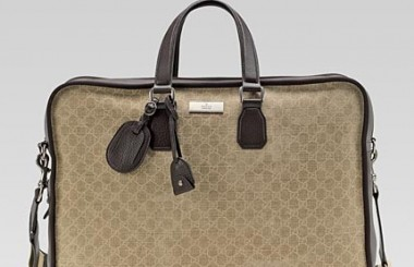 Gucci bags for men 2012