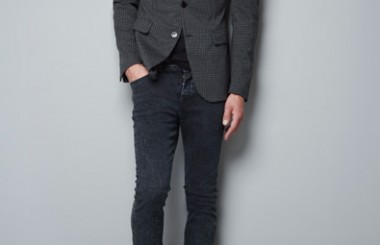 ZARA jackets for men 2012
