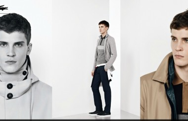 Lacoste A/W collection for men 2012