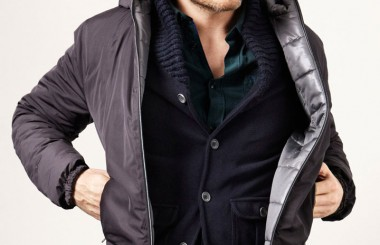JOOP casual style lookbook for men 2012