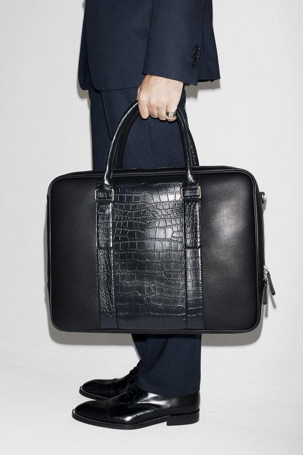 ZARA August lookbook for men 2012