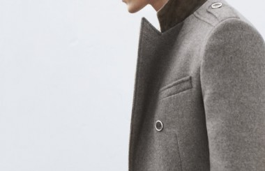 ZARA September lookbook for men 2012