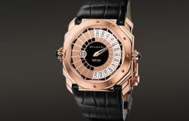 BVLGARI waches for men 2012
