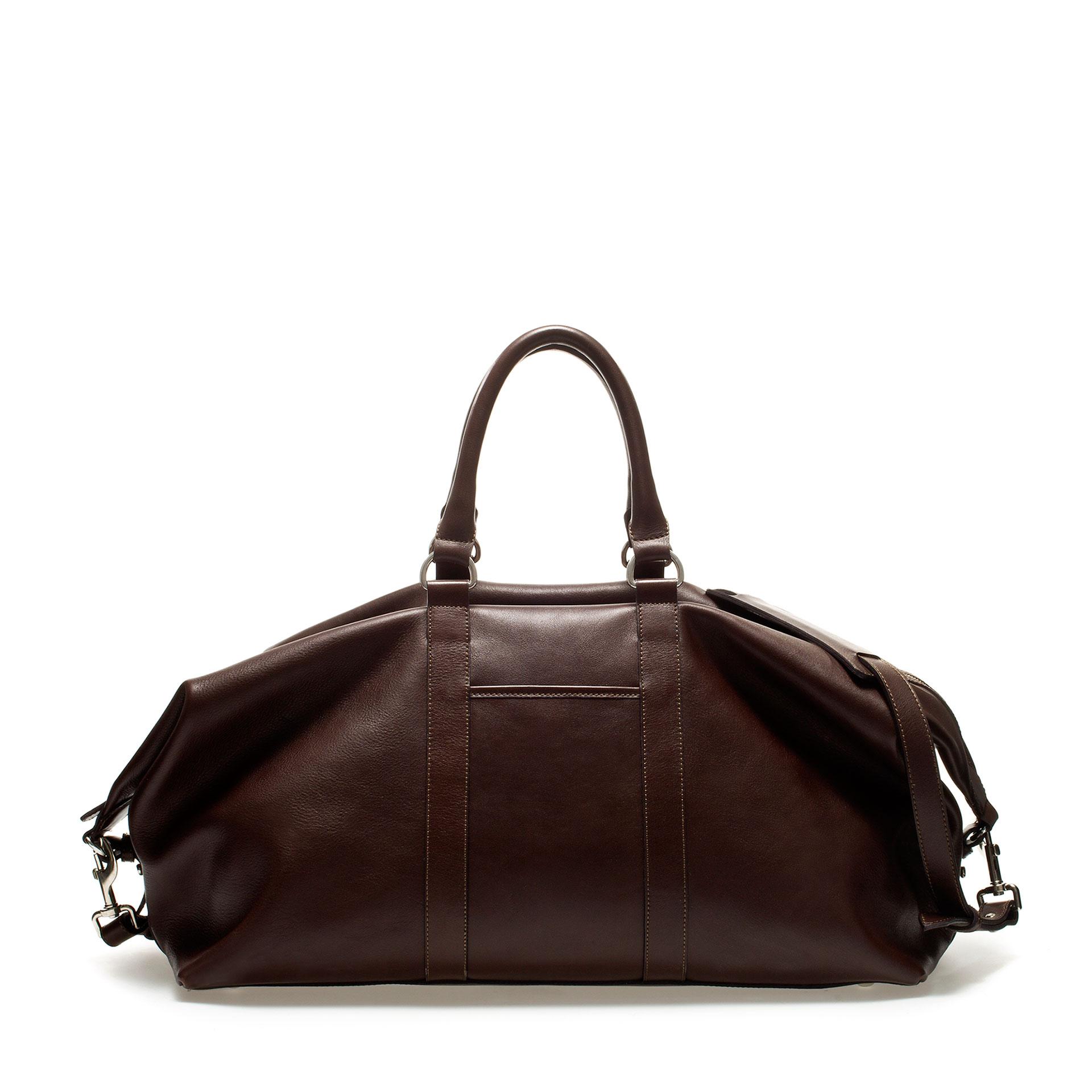 ZARA bags for men 2013