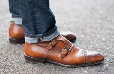 Monkai (monk shoes) – dėmesys į kulkšnis!