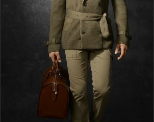Ralph Lauren sweaters for men 2013 | Purple lable