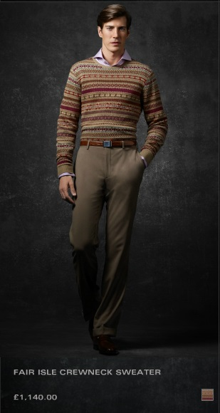 Ralph Lauren sweaters for men 2011