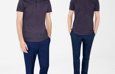 ZARA spring collection for men 2013