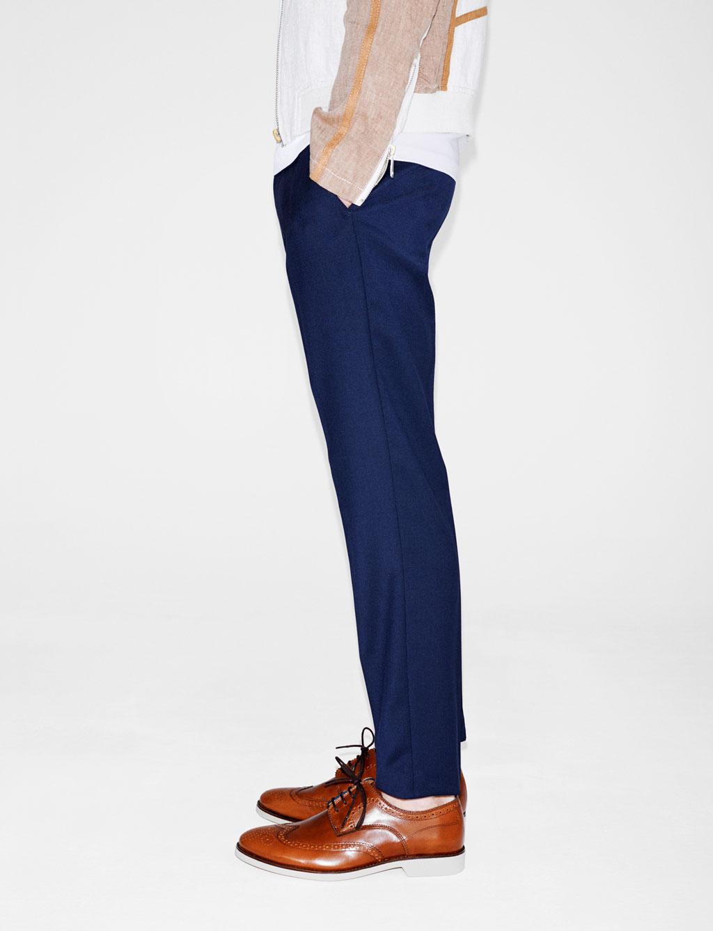 ZARA spring collection for men 2013