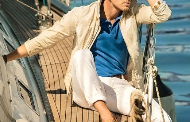Massimo Dutti June lookbook for men 2013