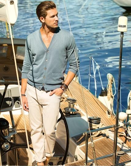 Massimo Dutti June lookbook for men 2013