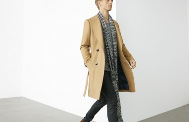 ZARA september lookbook for men 2013
