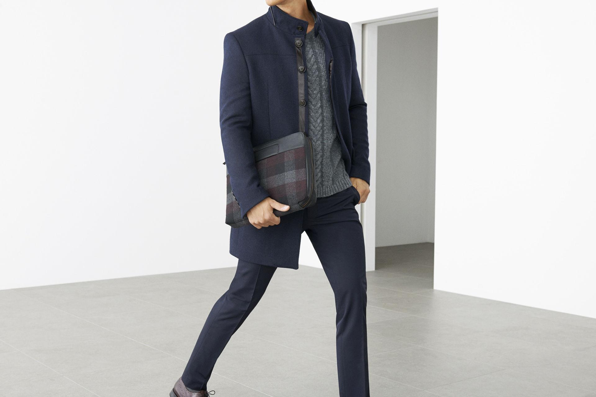 ZARA september lookbook for men 2013