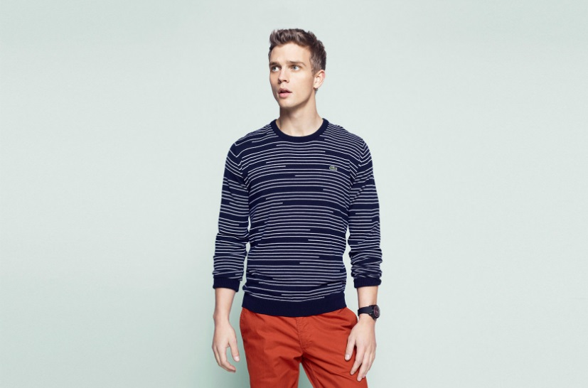 LACOSTE FW collection for men 2013
