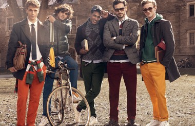 Tommy Hilfiger Fall lookbook for men 2013