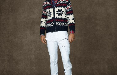 Ralph Lauren men stylish sweaters 2013