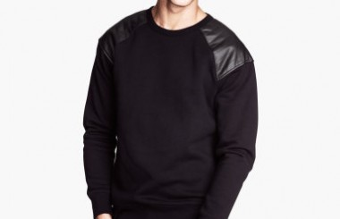 H&M men stylish sweaters 2013