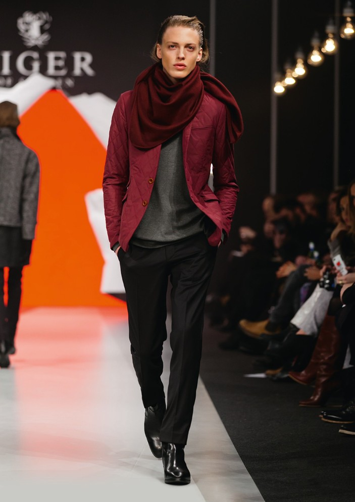 Tiger of Sweden FW collection for men 2013