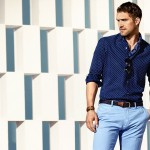Massimo Dutti May lookbook for men 2014